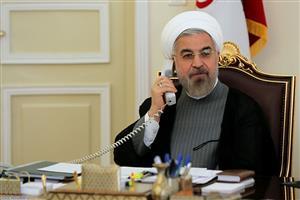 در تماس تلفنی با استانداران هفت استان انجام شد دستور رئیسجمهور برای آمادگی کامل در رویارویی با موج جدید بارندگیها